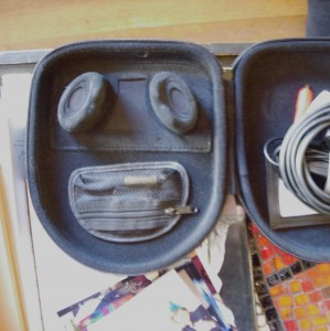 Headphones Smiley