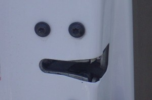 car-door-smiley