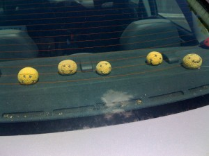 hacky-sack-smileys-and-rear-car-window-smiley-in-one