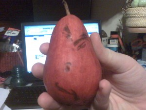 red-pear-smiley