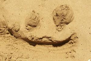 sand-smiley